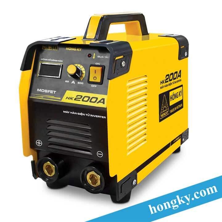 Thông tin chi tiết về máy hàn Hồng Ký 200A và giá sản phẩm